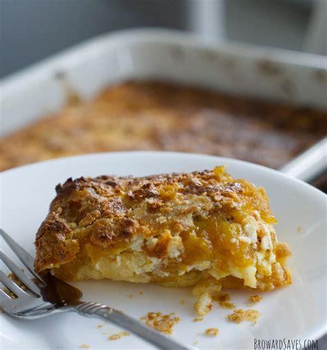 delicious plantain casserole recipe living