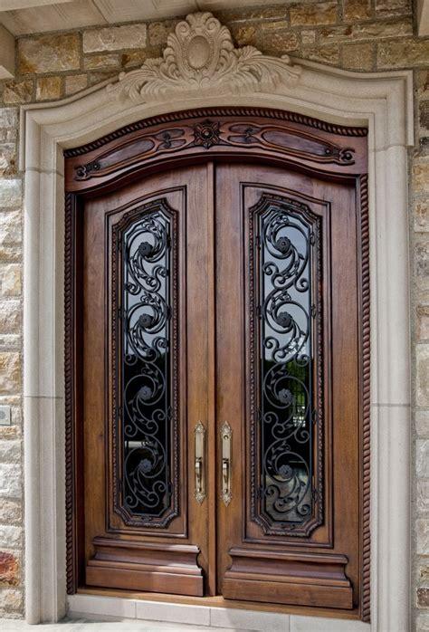 Best 25+ Unique Front Doors Ideas On Pinterest  Iron Work