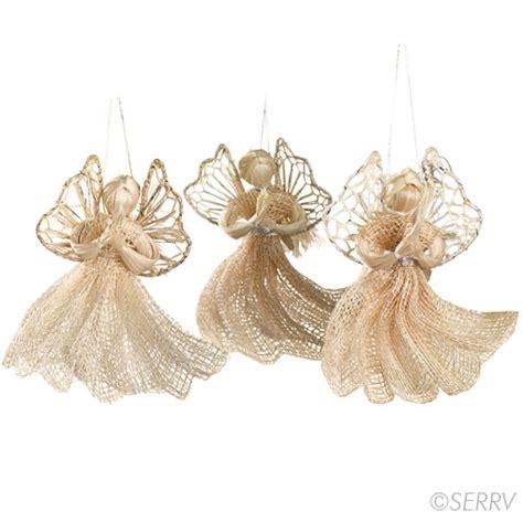 christmas ornaments hosanna angel ornaments