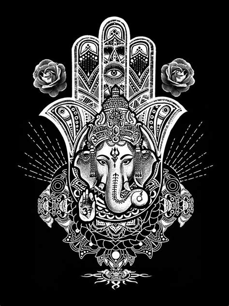 33 Best images about Ganeshita/Namaste/hamsa ️ on Pinterest | Door handles, Hindus and Hamsa