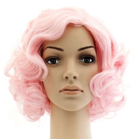 light pink wig light pink wig