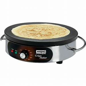Waring Commerical Restaurant Electric Crepe Maker | eBay