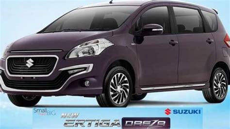 Suzuki Ertiga Dreza Launched In Indonesia Expected To