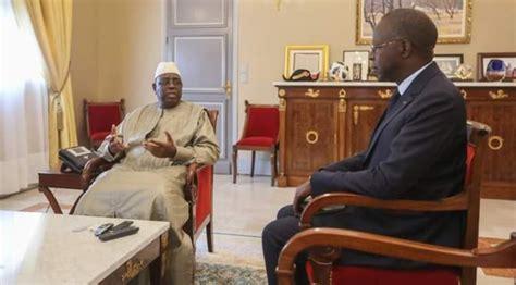 Modification De Poste by Modification Du Poste De 1er Ministre Macky Sall S