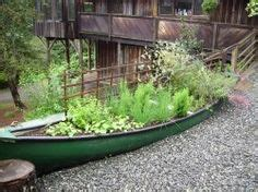 How To Build A Boat Planter by 1000 Images About Canoe Planter On Planters
