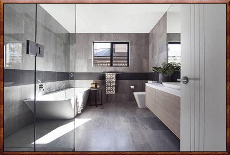 Badezimmer Modern Grau by Edle Gardinen Wohnzimmer Moderne Badezimmer Fliesen Grau