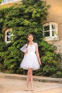 Robe De Mariee Courte : 1489 best images about bridal dresses short sexy on pinterest petite bride 2016 wedding ~ Preciouscoupons.com Idées de Décoration