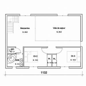 plan maison ossature bois plain pied gratuit demandez une With idee maison plain pied 7 maison en bois construite en bretagne au design interieur