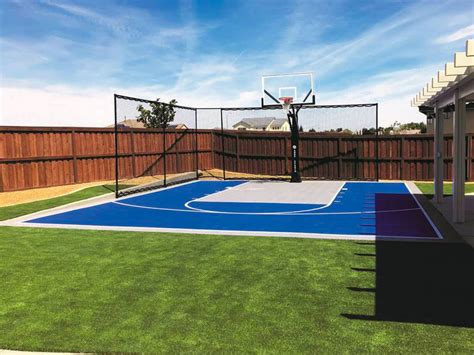 Sports Nets For Backyard by Gallery Of Backyard Court And Home Installations