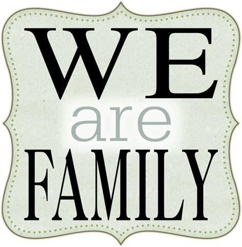 family word clipart  clipartioncom