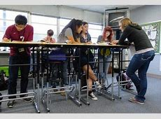 Standing desks may boost students' cognitive function as