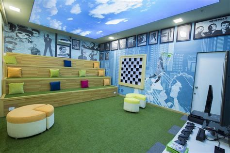 Ideas For Office At Work by 15 Offices With Uber Cool Chill Out Zones That Ll Make You