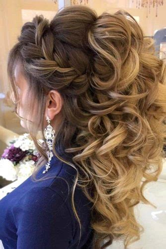 stunning prom hairstyles  long hair