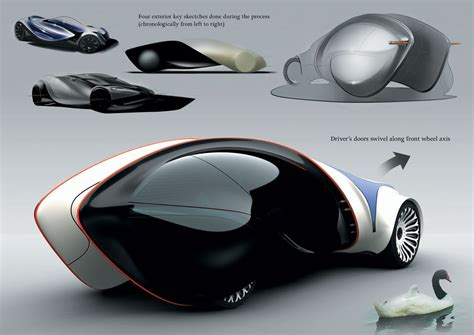 Creative Concept Car Designs