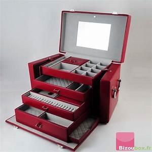 Boite A Bijoux : grande bo te bijoux cuir davidt 39 s ~ Teatrodelosmanantiales.com Idées de Décoration