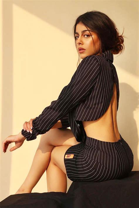alaya  completed     matching mini skirt