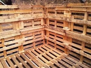 Palette De Bois : fabriquer un abri bois avec des palettes maison design ~ Premium-room.com Idées de Décoration