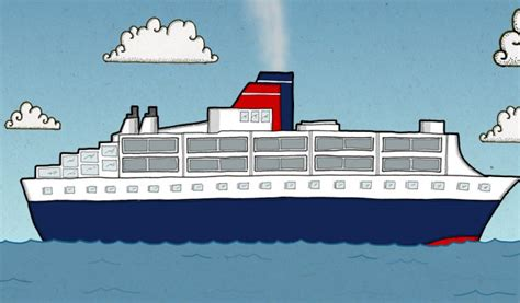 Ship Animation by Cruise Clipart Ferry Pencil And In Color Cruise Clipart