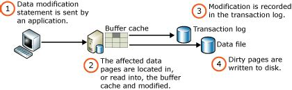 Data Modification Attacks by Writing Pages