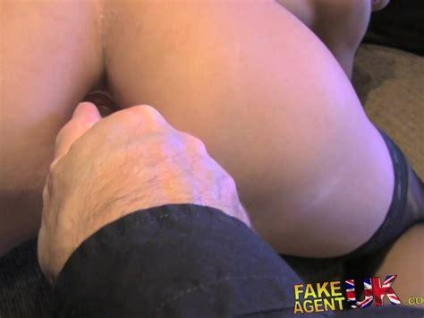 Fakeagentuk Sex Toys Bondage And Anal In Hardcore Amateur