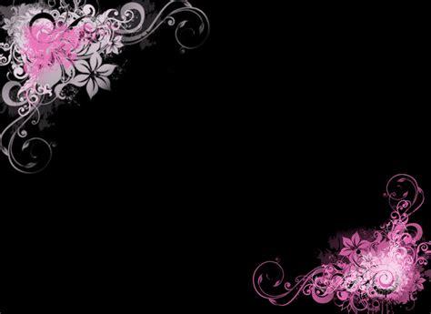 black  pink wallpaper borders  background hdblackwallpapercom