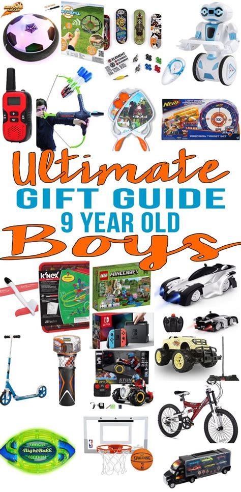christmas gift ideas for 9 year old boys best gifts 9 year boys will gift guides gifts gifts