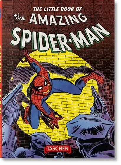 Spider Taschen Marvel Books Comics Web Sense