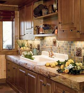 Kitchen Backsplashes - Farmhouse - Tile - Los Angeles - by