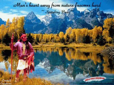 native american quotes  nature quotesgram