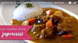 Riz Au Curry Japonais : riz au curry japonais recette le site du japon ~ Nature-et-papiers.com Idées de Décoration