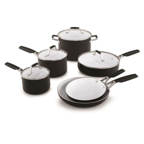 cookware calphalon ceramic piece non select nonstick stick sets target pans anodized pots bakeware porcelain brand checker inventory walmart kitchen
