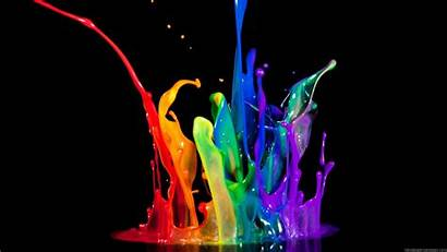 Wallpapers Desktop Colors Background Rainbow Hq Wallpaperplay