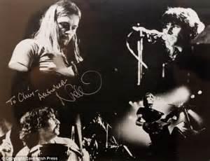 Pink Floyd's former lead singer Chris Dennis said he has ...