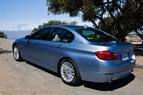 2013 Bmw 5series Picturesphotos Gallery Motorauthority