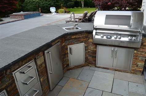 best outdoor sink material 7 tips for designing the best outdoor kitchen porch advice