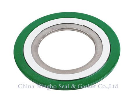 China Ss31803 And Mica Filler Spiral Wound Gasket With