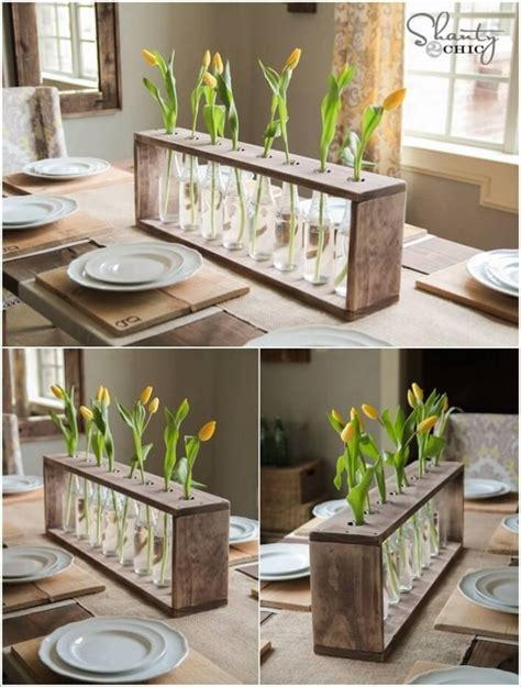 creative  easy diy wood plank projects  refresh