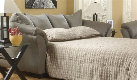 darcy collection  ashley full sleeper sofa