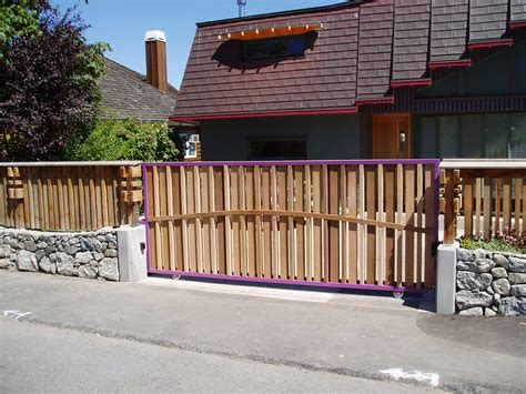 Fence - Gate : Sliding & Cantilever Gates-harbour Door
