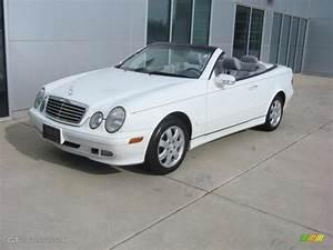 Mercedes Clk 320 Cabriolet : 2000 glacier white mercedes benz clk 320 cabriolet 5612635 car color galleries ~ Melissatoandfro.com Idées de Décoration