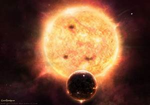 Betelgeuse Star Size Compa...