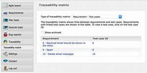Traceability Matrix  5 Benefits Of Using Traceability