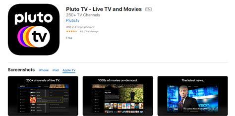 1.3 how to install update on ios or ipados 1.4 upgrade pluto tv on apple tvos How To Get Pluto Tv On Apple Tv : Mas De 40 Canales Series Y Peliculas Gratis En Pluto Tv Ya ...