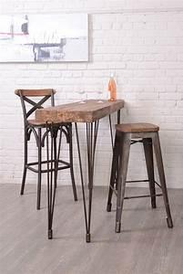 Chaise Bar Cuisine : chaise de bar loft nola bar cuisine pinterest bar parfait et loft ~ Teatrodelosmanantiales.com Idées de Décoration