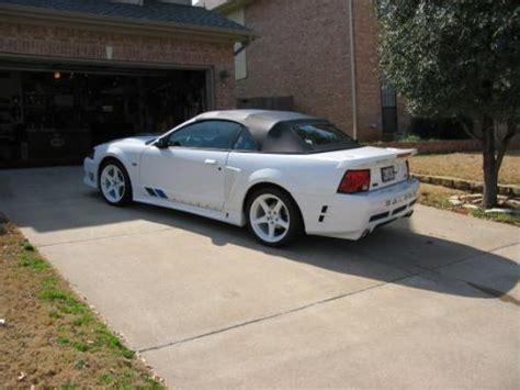 Saleens2810593 2001 Saleen Mustang Specs, Photos
