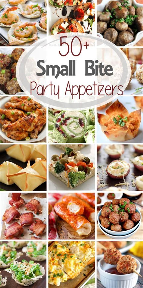 cuisine appetizer 50 small bite appetizers get ready for