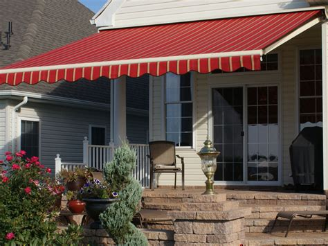Retractable Awnings › Canvas Specialties ‹ Awnings In
