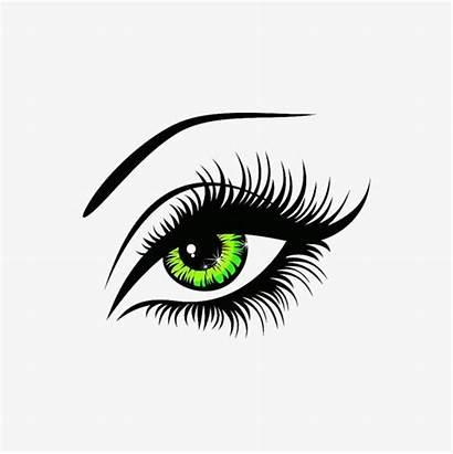 Clipart Lashes Eyes Eye Eyelash Background Transparent