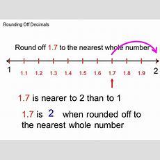 Rounding Off Decimals  Ppt Video Online Download
