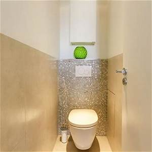 idee amenagement wc meilleures images d39inspiration pour With echantillon de couleurs de peinture 17 decoration toilettes moderne exemples damenagements